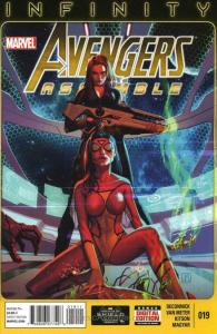 Avengers Assemble (4th Series) #19 VF/NM; Marvel | save on shipping - details in