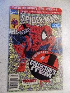 SPIDER-MAN # 1 MARVEL STILL SEALED MCFARLANE AMAZING