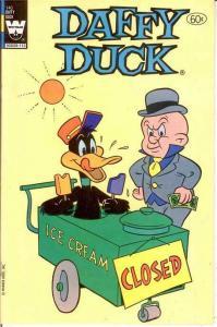 DAFFY DUCK (1953-1983 DELL/GK/WHITMAN) 140 VF-NM COMICS BOOK