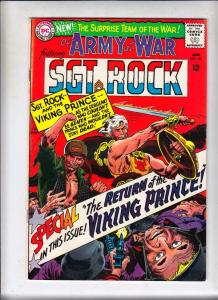 Our Army at War #162 (Jan-66) FN/VF- Mid-High-Grade Easy Company, Sgt. Rock