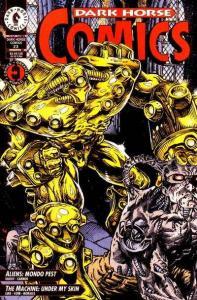 Dark Horse Comics #23, NM + (Stock photo)