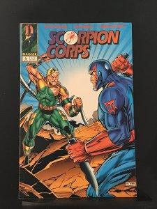 Scorpion Corps #6 (1994)