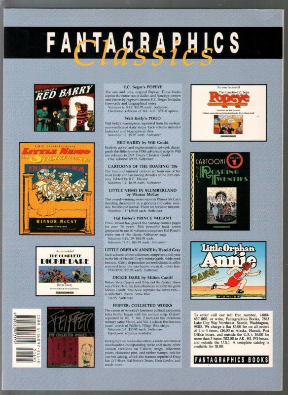 Prince Valiant #33 1995-Fantagraphics-color reprint-Hal Foster-Tillicum's Counse