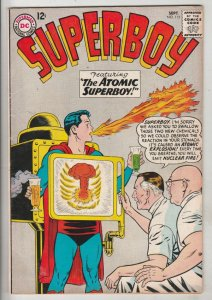 Superboy #115 (Sep-64) FN/VF Mid-High-Grade Superboy