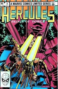 Hercules #4 (1982)