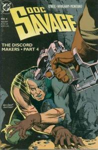 Doc Savage (1988 series) #4, VF- (Stock photo)
