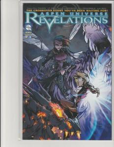 Aspen Revelations #2 Cover C Aspen Comics NM