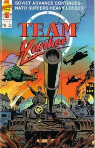 Team Yankee #2 VF/NM; First   save on shipping - details inside
