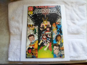 1993 DC COMICS DARKSTARS # 6