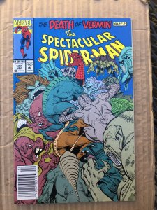 The Spectacular Spider-Man #195 (1992)