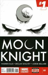 Moon Knight (7th Series) #1 VF/NM; Marvel | save on shipping - details inside