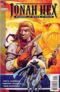 Jonah Hex: Riders of the Worm and Such #1, NM- (Stock photo)