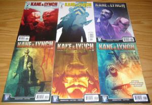 Kane & Lynch #1-6 VF/NM complete series based on video game BEN TEMPLESMITH 2011