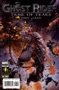 Ghost Rider: Trail of Tears #4 VF; Marvel | save on shipping - details inside