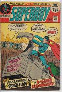 Superboy   vol. 1   #181 GD LOSH (rep. Adv. #355)