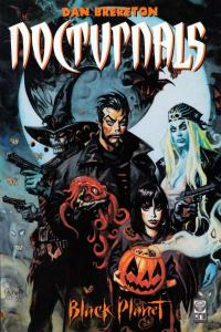Nocturnals (1995 series) Black Planet TPB #1, NM (Stock photo)