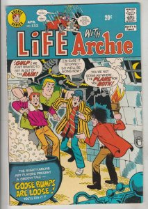 Life with Archie #132 (Apr-73) VF/NM High-Grade Archie, Jughead, Betty, Veron...