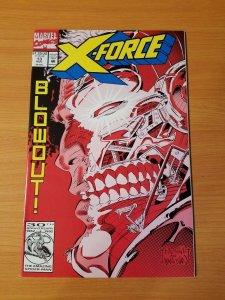 X-Force #13 ~ NEAR MINT NM ~ 1992 Marvel Comics
