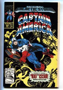 Captain America #400 1992-Avengers #4 reprint-NM-