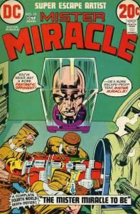 Mister Miracle (1st Series) #10 FN; DC | save on shipping - details inside