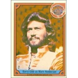 1978 Donruss Sgt. Pepper's BARRY GIBB AS MARK HENDERSON #2