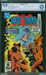 Batman #378 (DC, 1984) CBCS 9.8