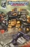 Transformers Armada #10, NM (Stock photo)
