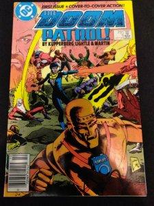 The Doom Patrol #1 DC Comics 1987