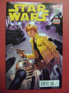 STAR WARS #008 REGULAR  COVER NEAR MINT 9.4 MARVEL COMICS 2015 SERIES