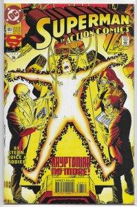Action Comics   vol. 1   #693 VF/NM