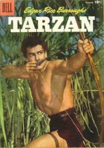 Tarzan (1948 series) #84, VG (Stock photo)
