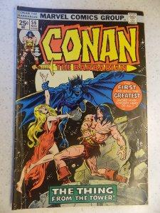 CONAN THE BARBARIAN # 56