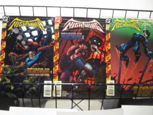 NIGHTWING DC COMICS Mini sets 2-6 issue storylines 1996-2009 #35-37 F-VF+