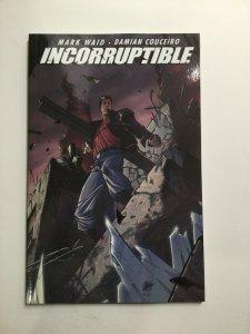 Incorruptible Volume Vol. 7 Tpb Softcover Sc Near Mint Nm Boom