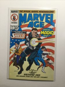 Marvel Age 77 Near Mint Nm Marvel
