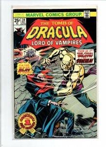Tomb of Dracula #39 - Marvel Horror - 1975 - Very Fine/Near Mint