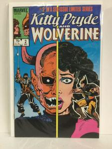 Kitty Pryde And Wolverine 2 Nm Near Mint Marvel Comics