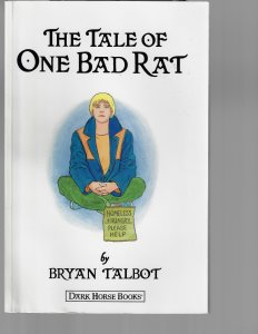 The Tale of one Bad Rat (Dark Horse) TPB