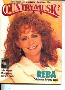 Country Music-Reba McEntire-John Michael Montgomery-Aaron Tippin-Sept-1995