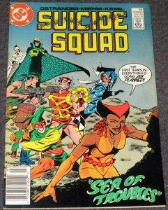Suicide Squad #25 -1989
