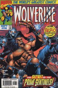 Wolverine #116 VF/NM; Marvel | save on shipping - details inside