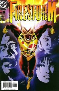 Firestorm (2004 series) #8, NM (Stock photo)