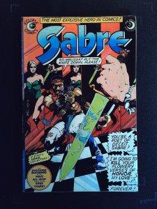 Sabre #3 (1982)