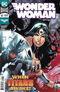 Wonder Woman (2016 series) #67, NM + (Stock photo)