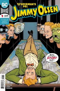 Superman's Pal Jimmy Olsen (2019 series) #1, NM + (Stock photo)