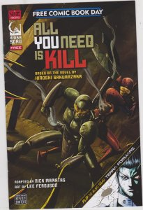 All You Need is Kill/Terra Formars Free Comic Book Day 2014