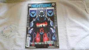 2017 DC COMICS NIGHTWING THE NEW ORDER # 2 OF 6