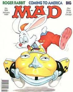 Mad (1952 series) #284, VF (Stock photo)