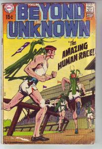 From Beyond the Unknown #6 (Sep-70) VG Affordable-Grade