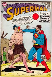 Superman #171 (Aug-64) FN/VF Mid-High-Grade Superman, Jimmy Olsen,Lois Lane, ...